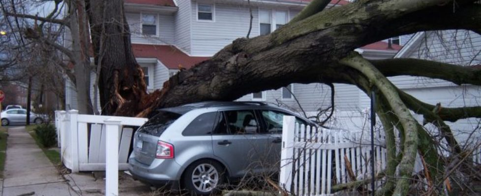 Storm Damage Insurance Ohio