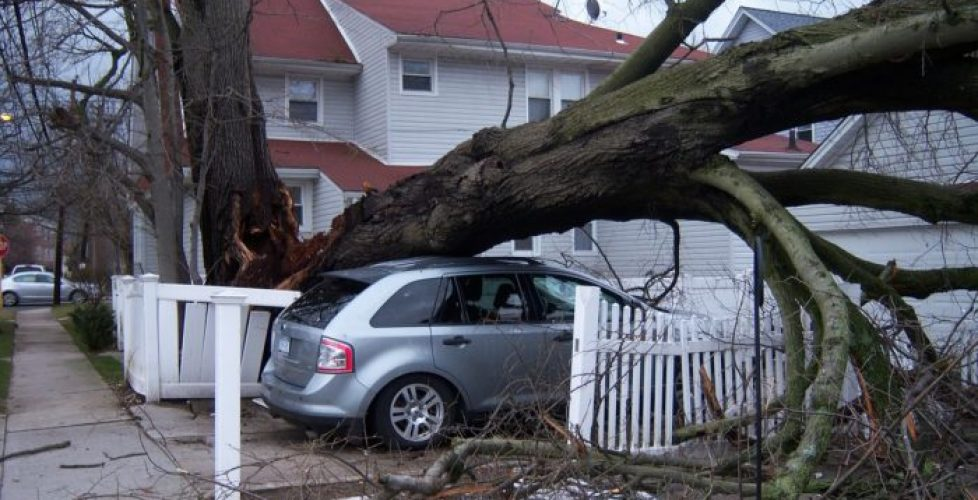 Storm Damage Insurance Ohio