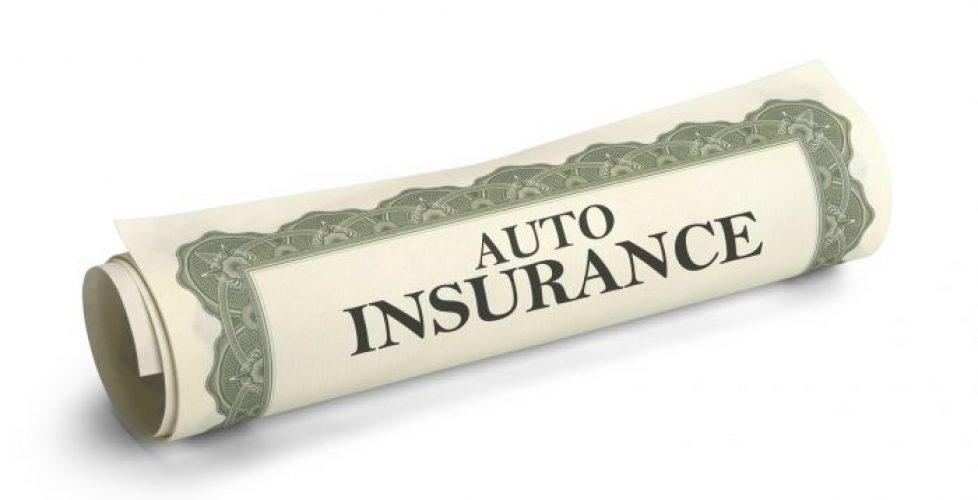 Certificate of Auto Insurance