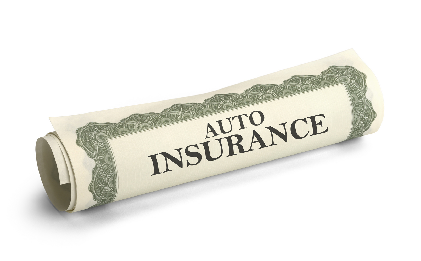 Certificate of Auto Insurance