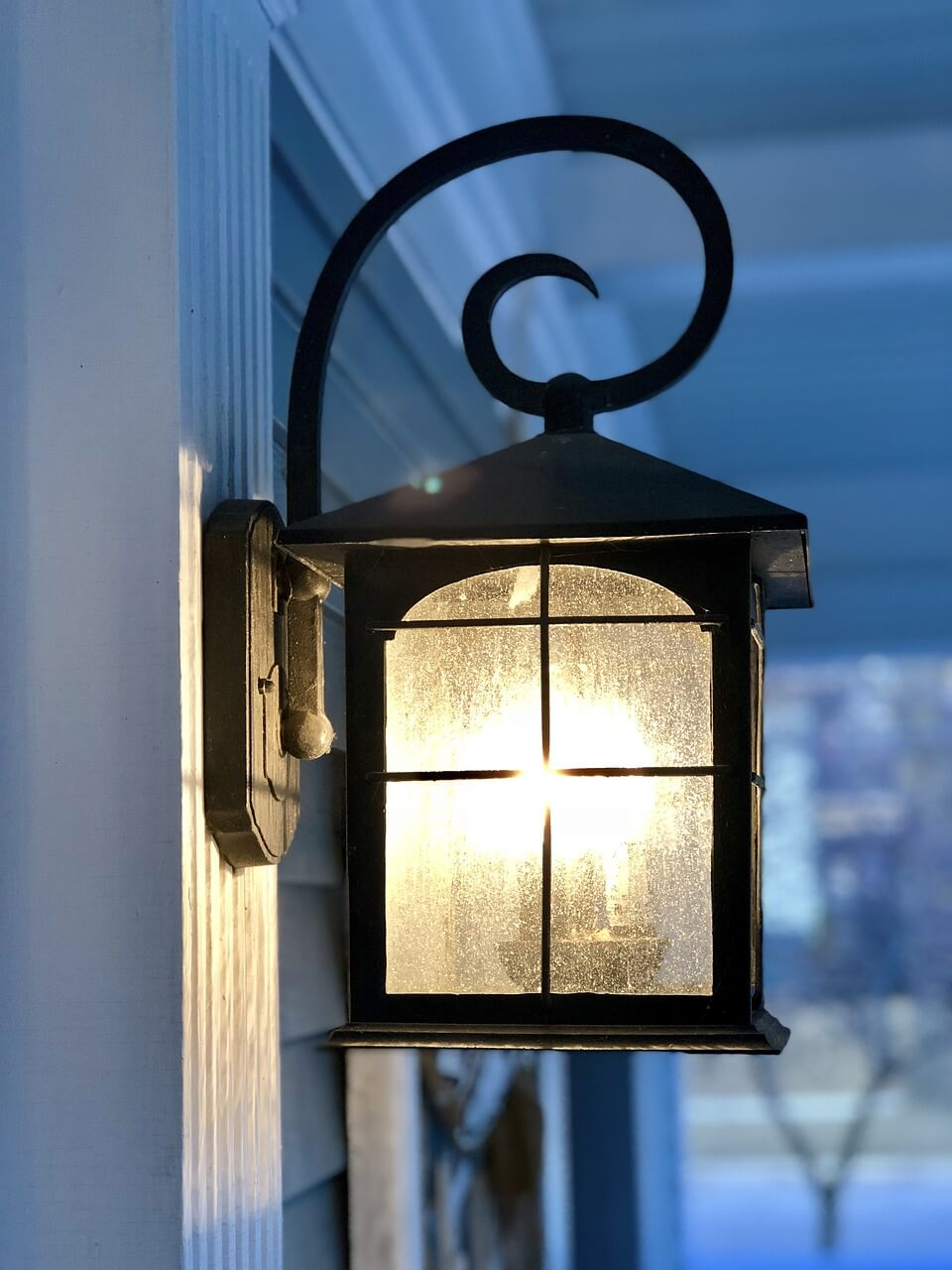 Porch Light Safety
