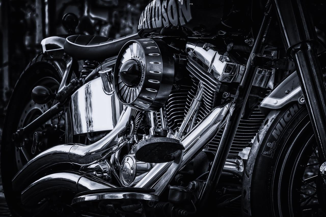 Harley Davidson - Motocycle Trip Prep
